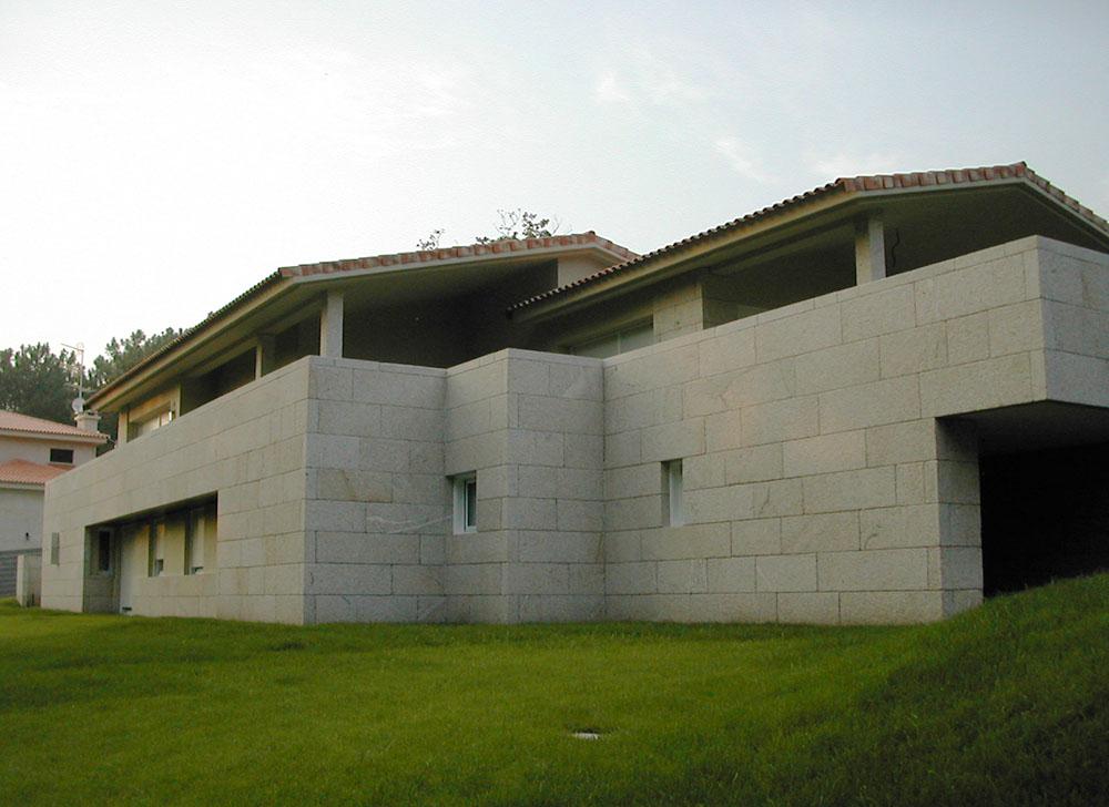 Vivienda antonio cominges arquitecto vigo - Arquitectos vigo ...